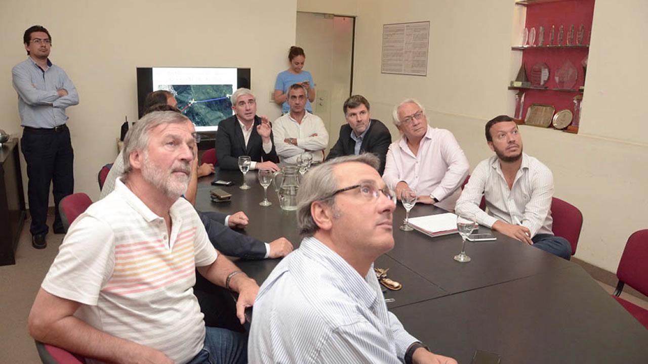 Salta: Empresarios se interiorizaron del proyecto para ampliar el Teleférico San Bernardo
