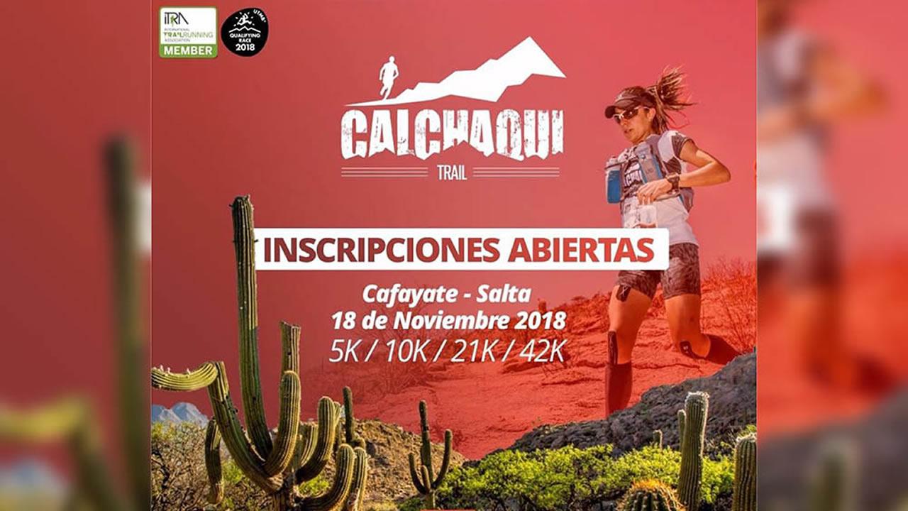 Salta: El domingo en Cafayate, una nueva edición de la carrera de montaña Calchaquí Trail