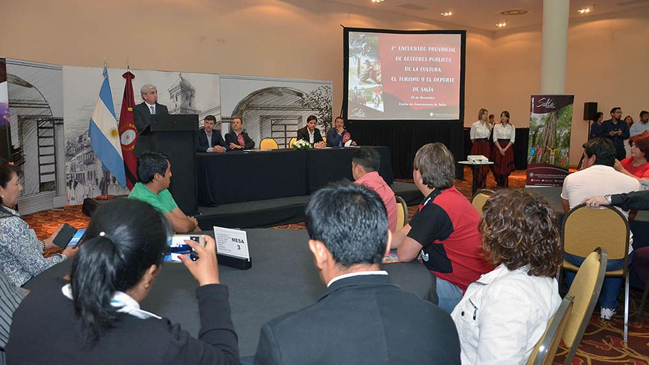 Directores de Turismo de la provincia se reunieron en el 2° Encuentro de Gestores Públicos