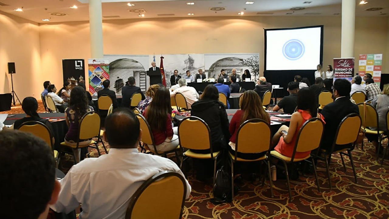 Se realizó en Salta el Tercer Encuentro Provincial de Turismo de Reuniones