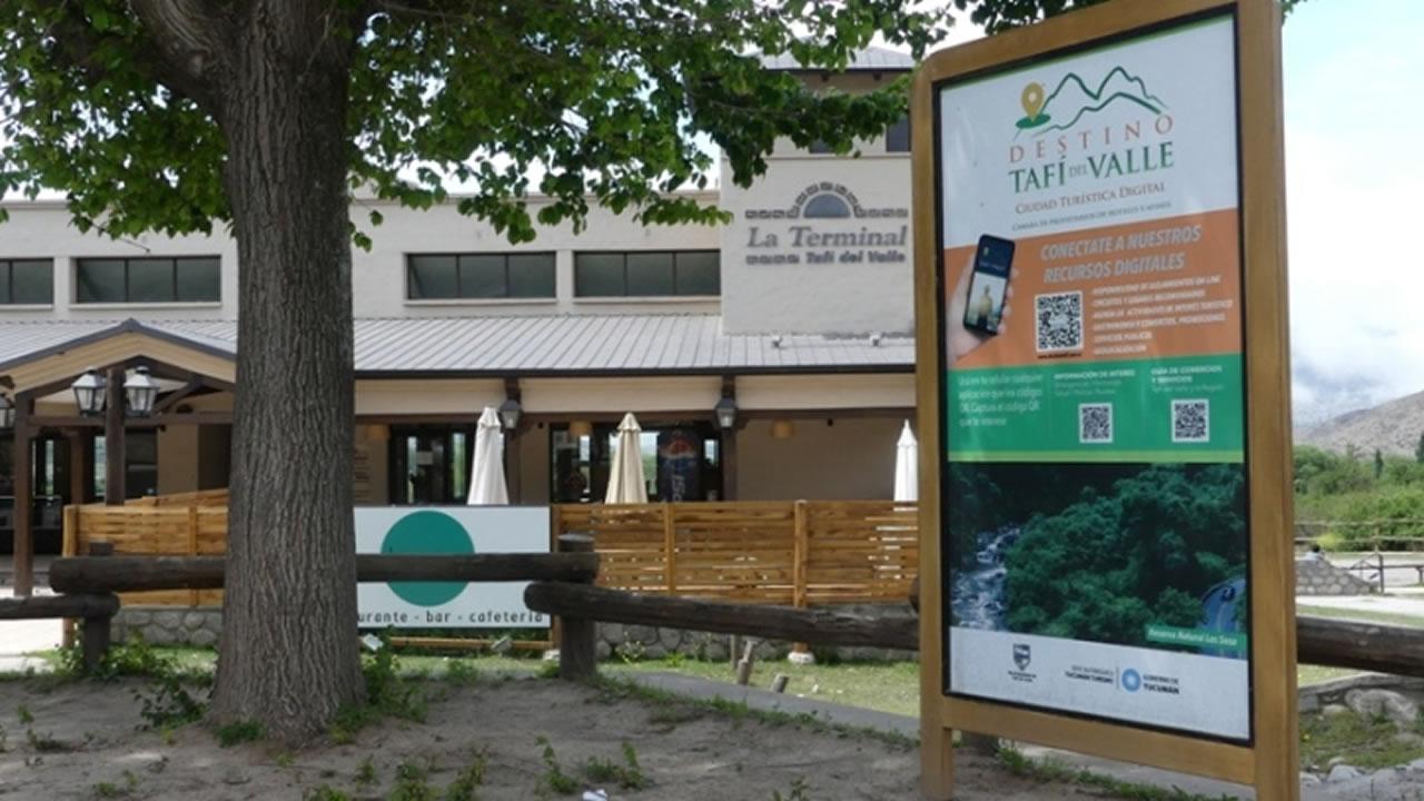 Tucumán:Tafí del Valle es la primera ciudad turística digital de Argentina