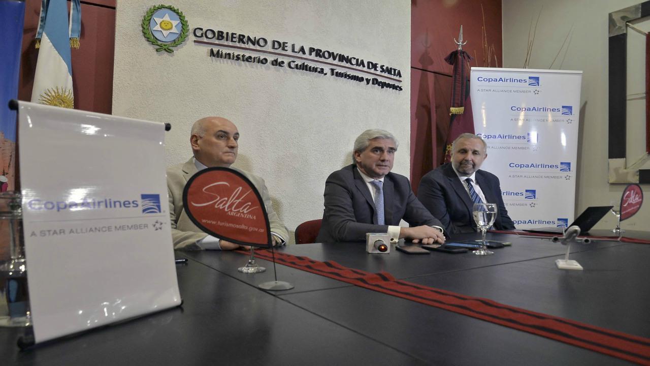 Salta y Panamá estarán conectados vía aérea desde diciembre