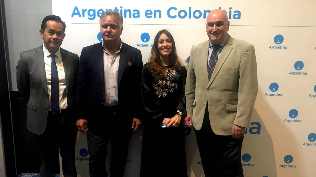 Salta participó de una misión comercial turística en Colombia