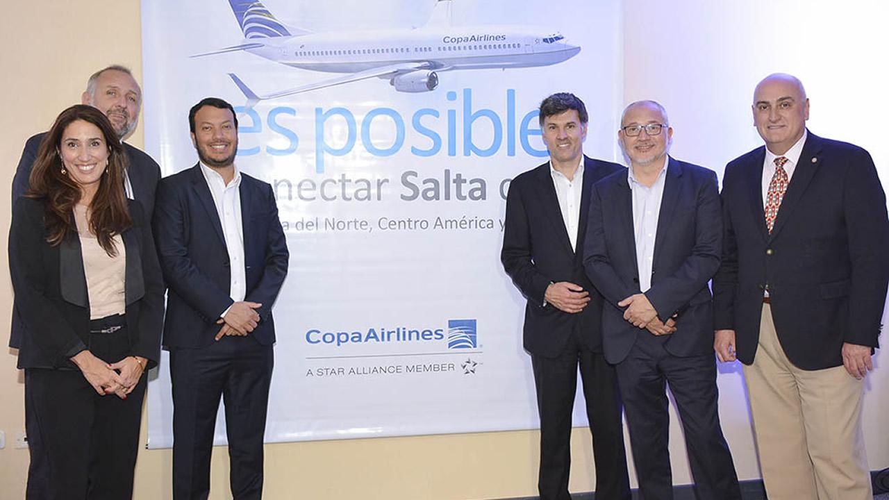 Salta: COPA Airlines operará desde diciembre la ruta Salta - Panamá