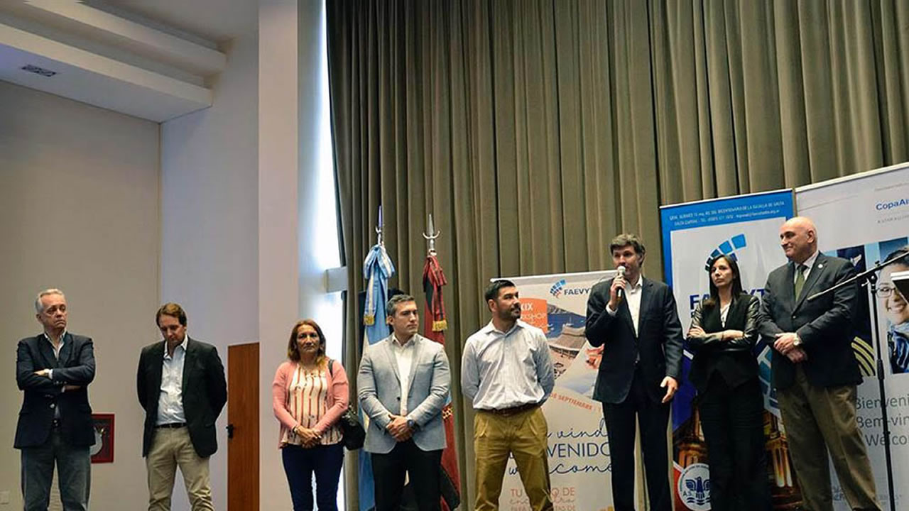 Salta: Se realizó el XIX Workshop de la Asociación Salteña de Agencias de Turismo