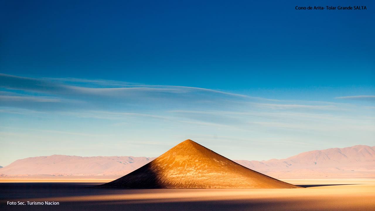 28 destinos ya compiten para ser una de Las 7 Maravillas Naturales de Argentina