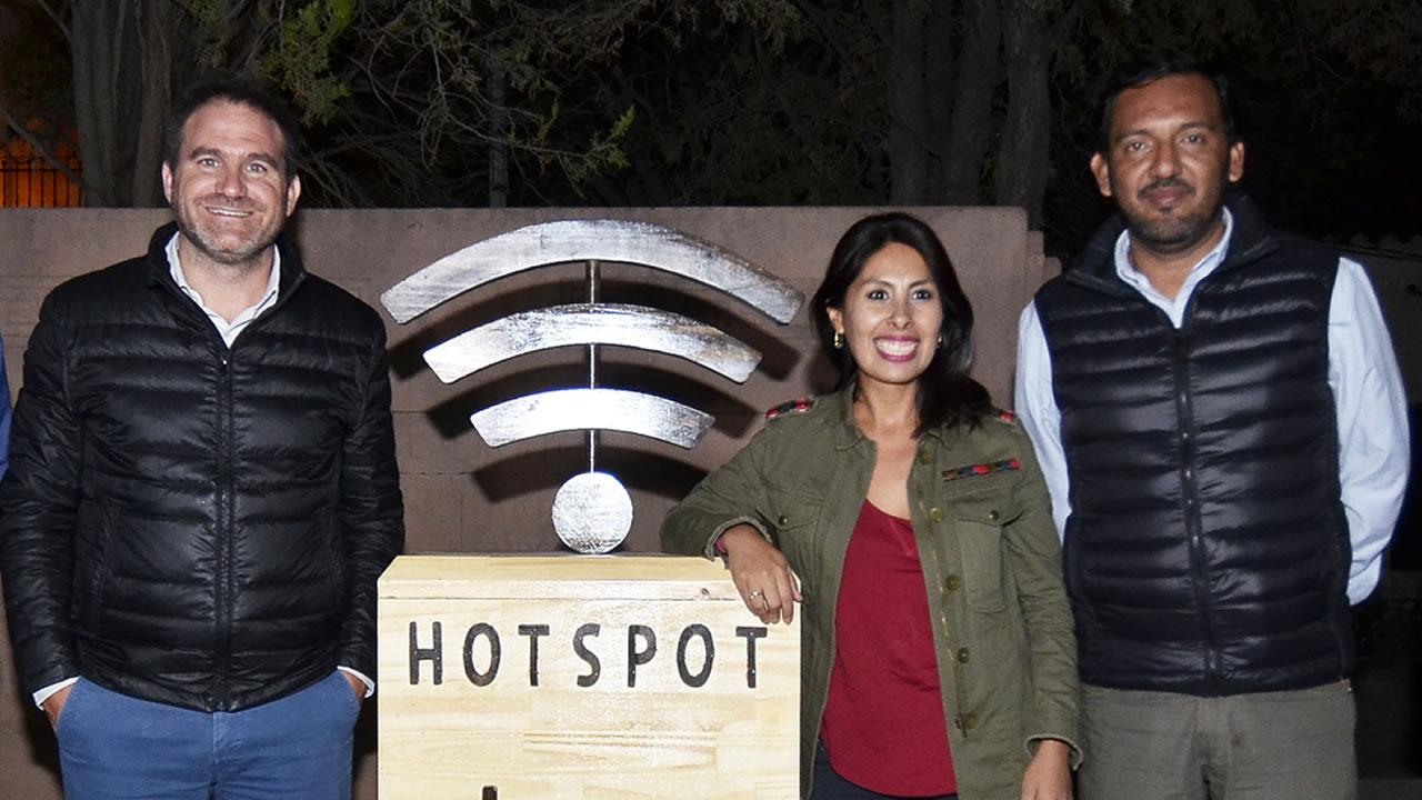 Jujuy: Humahuaca ya tiene servicio de WiFi publico