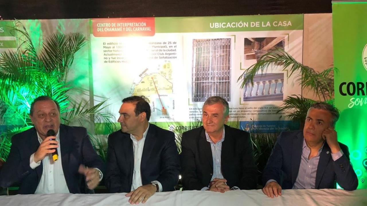 Jujuy, Mendoza y Corrientes celebraron un convenio de reciprocidad en materia turística