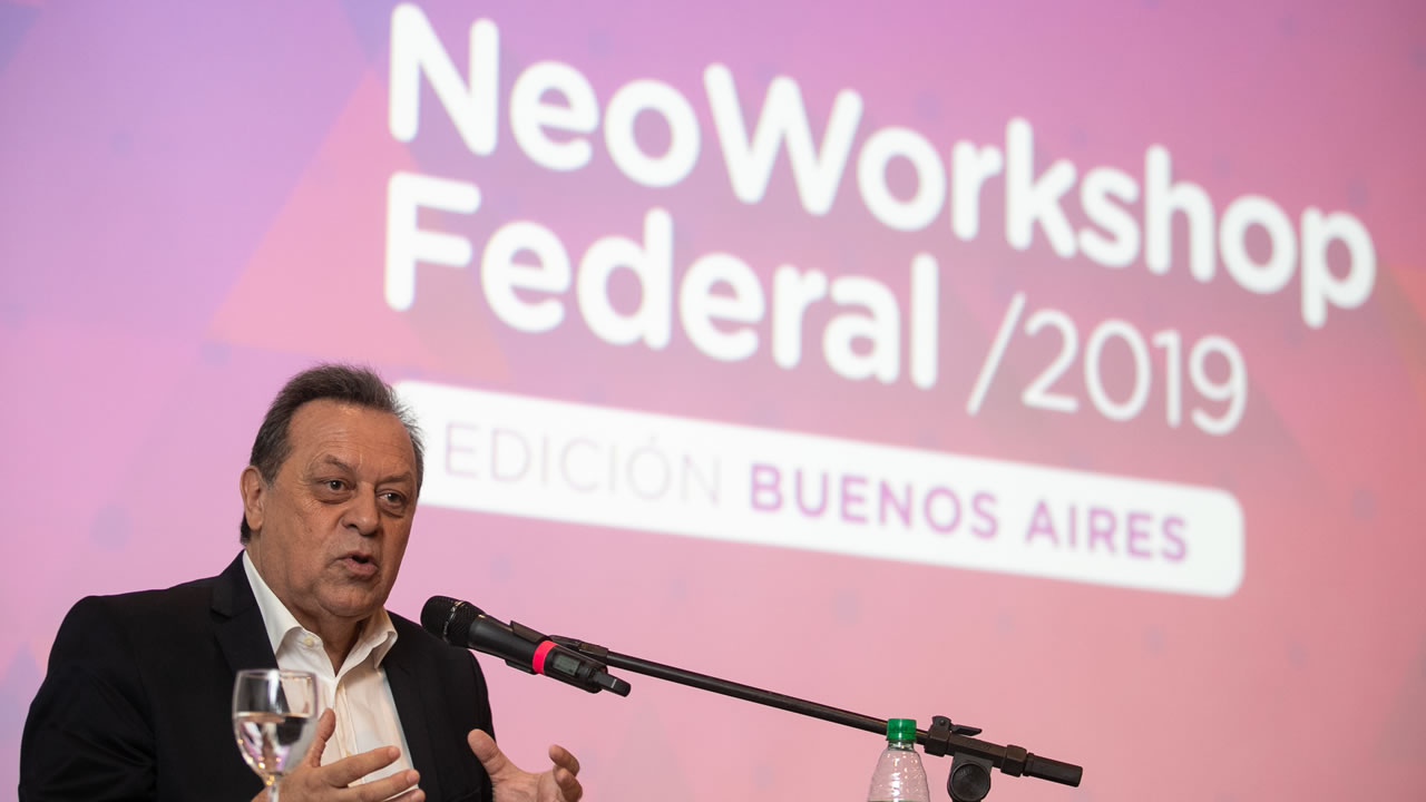 El turismo de Argentina se mostró en el Neowokshop Federal