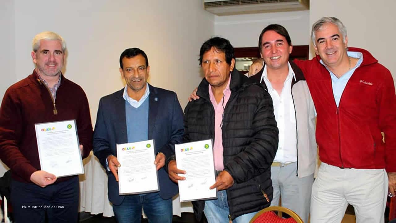 Salta: Oran presento el Plan de Desarrollo Turístico Sustentable