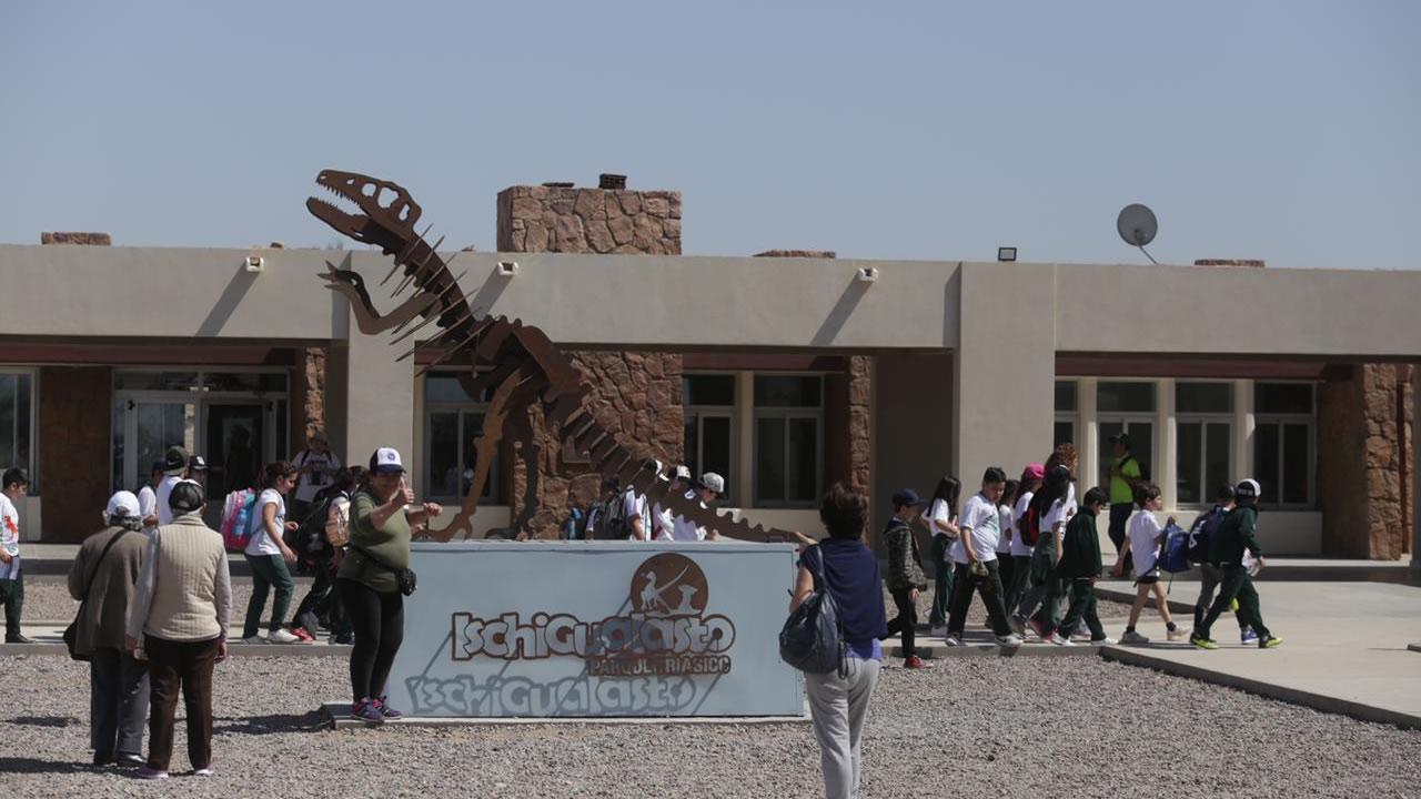 San juan: Inauguraron obras que potencian la oferta turística de Ischigualasto