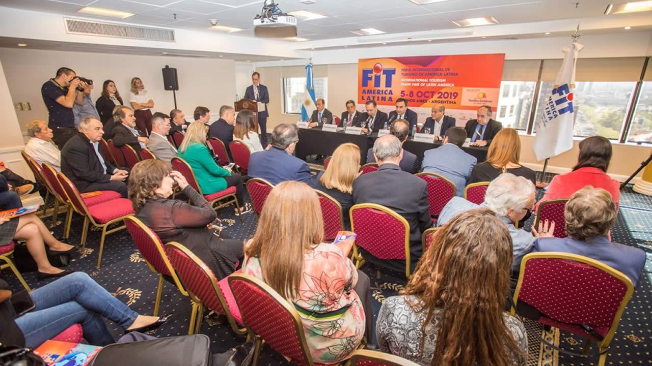 Argentina:FIT 2019, la edicion que va a convertirse en un encuentro clave para el sector