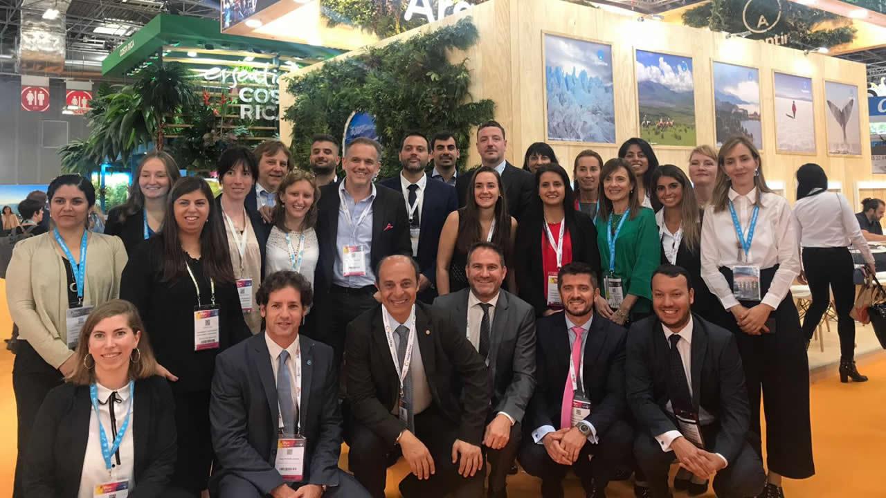 Argentina: Naturaleza y vinos presentes en Top Resa