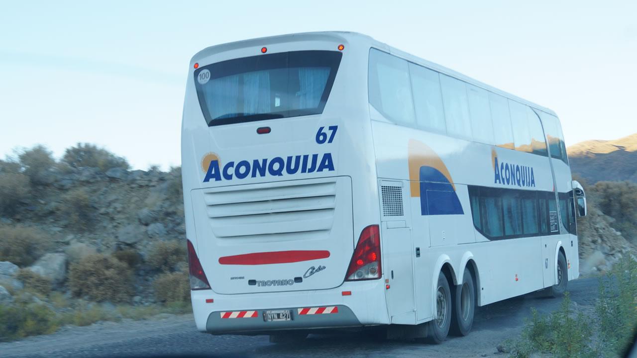 Argentina: Promociones y descuentos en la Semana del Bus