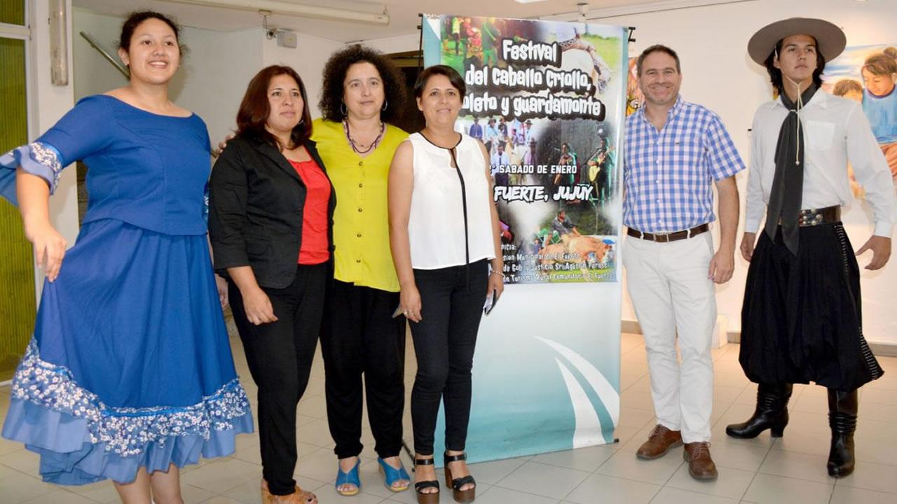Jujuy: Presentaron la oferta turística de El Fuerte