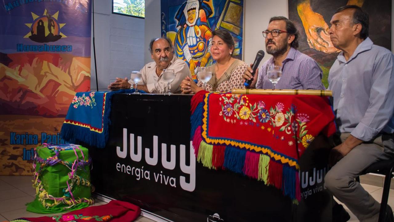 Jujuy: A pura alegría se presento el Alborozo Humahuaqueño
