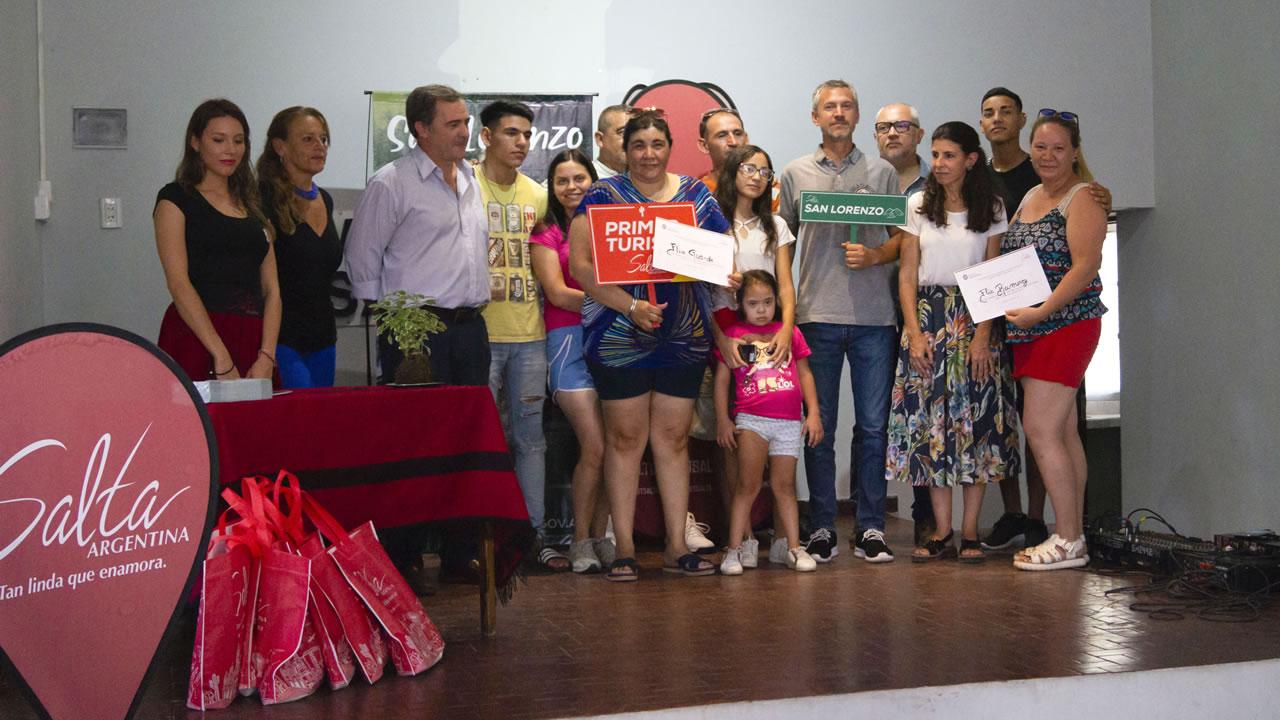 Salta: San Lorenzo, preparo una cordial bienvenida a los primeros turistas