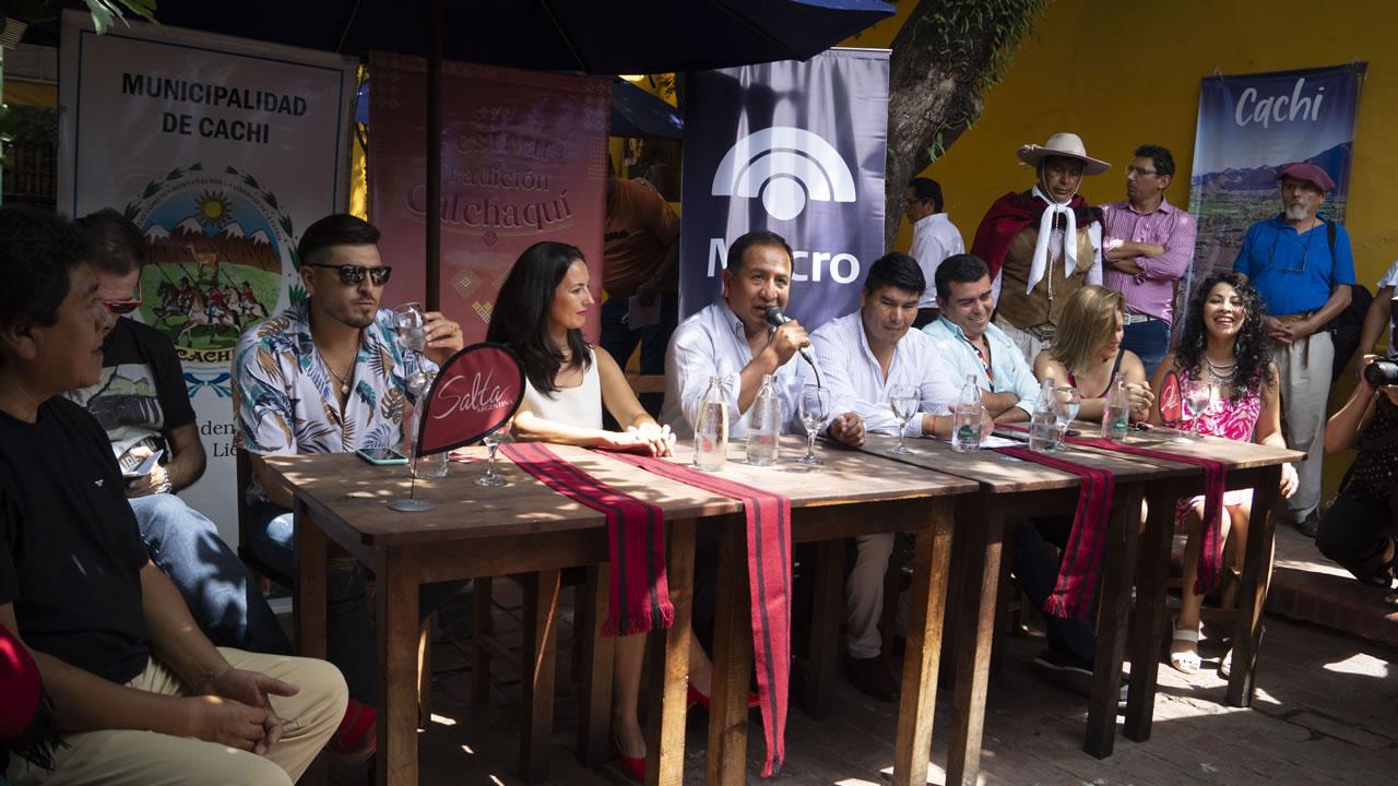 Salta: Cachi recibe al turismo para vivir el XXIX Festival de la Tradición Calchaquí