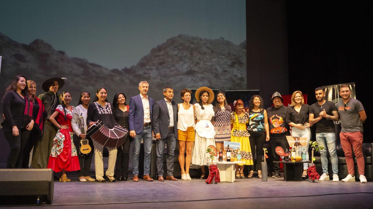 Salta: Presentaron la 46 Edición de Serenata a Cafayate
