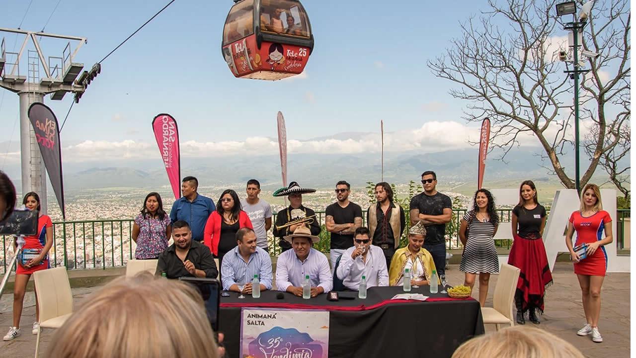 Salta: Animana palpita la XXXV edición de la Fiesta de la Vendimia