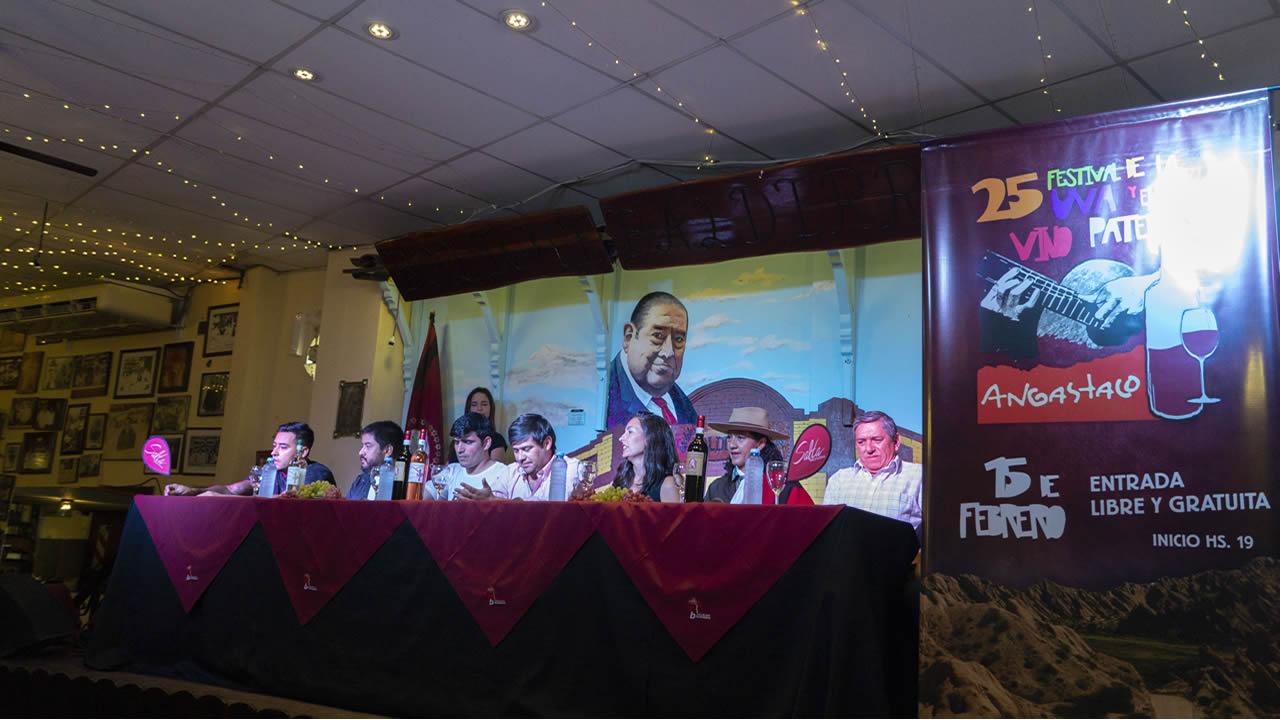 Salta: Angastaco se prepara para vivir el Festival de la Uva y el Vino Patero