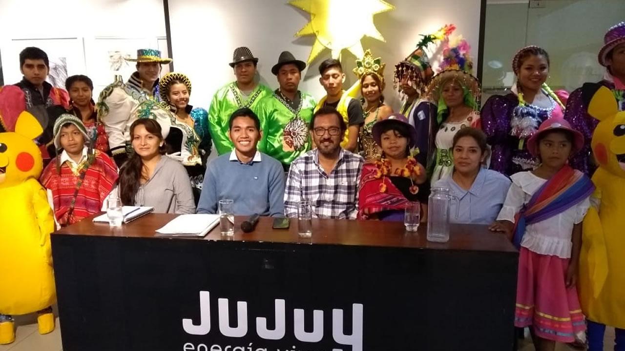 Jujuy: Santa Clara lanza su carnaval 2020