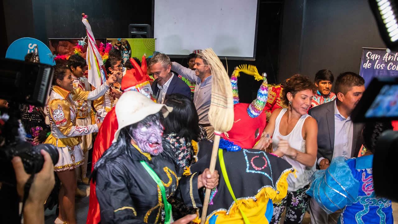 Salta: San Antonio de los Cobres inicia el Carnaval Andino 2020