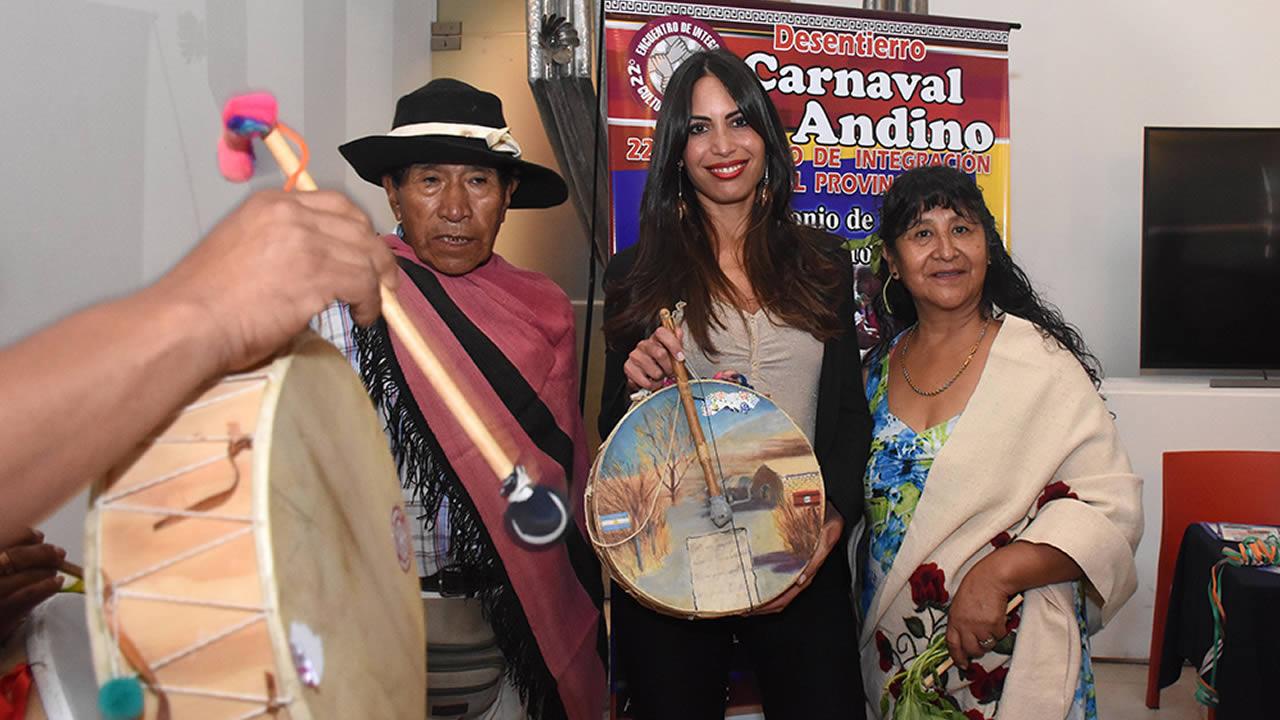 Salta: Del 20 al 29 de febrero se podrá vivir el Carnaval Andino 2020