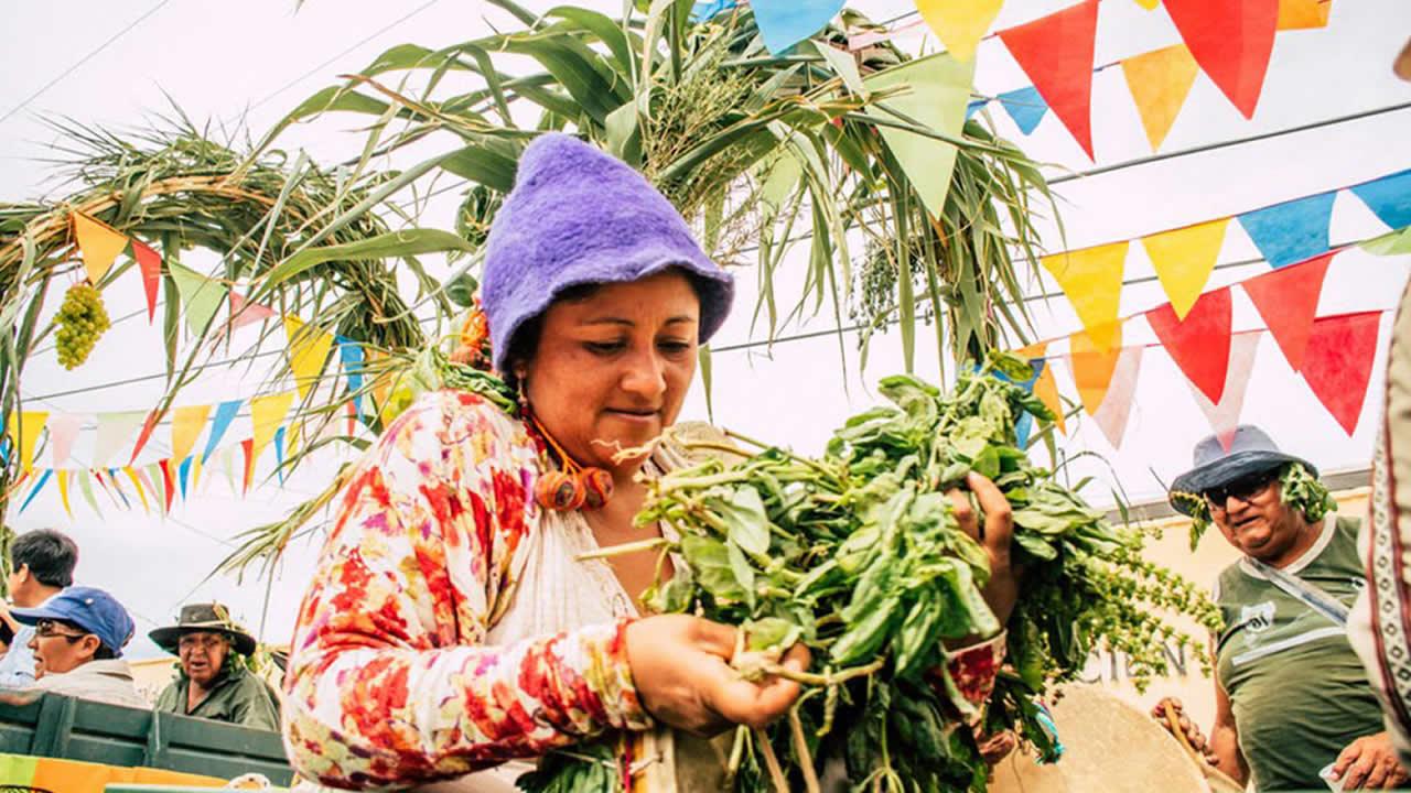 Salta: Un finde a puro carnaval y serenata