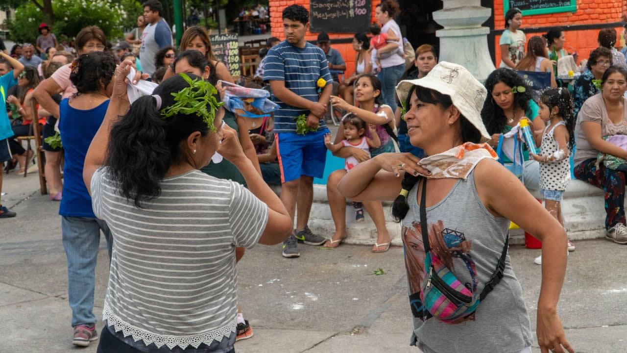 Salta: Este domingo será el Desentierro del Carnaval en la ciudad
