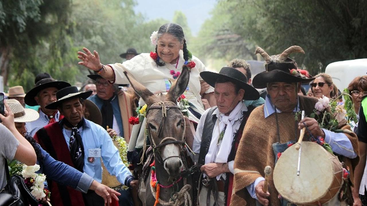 Tucuman: Amaicha celebra la Pachamama