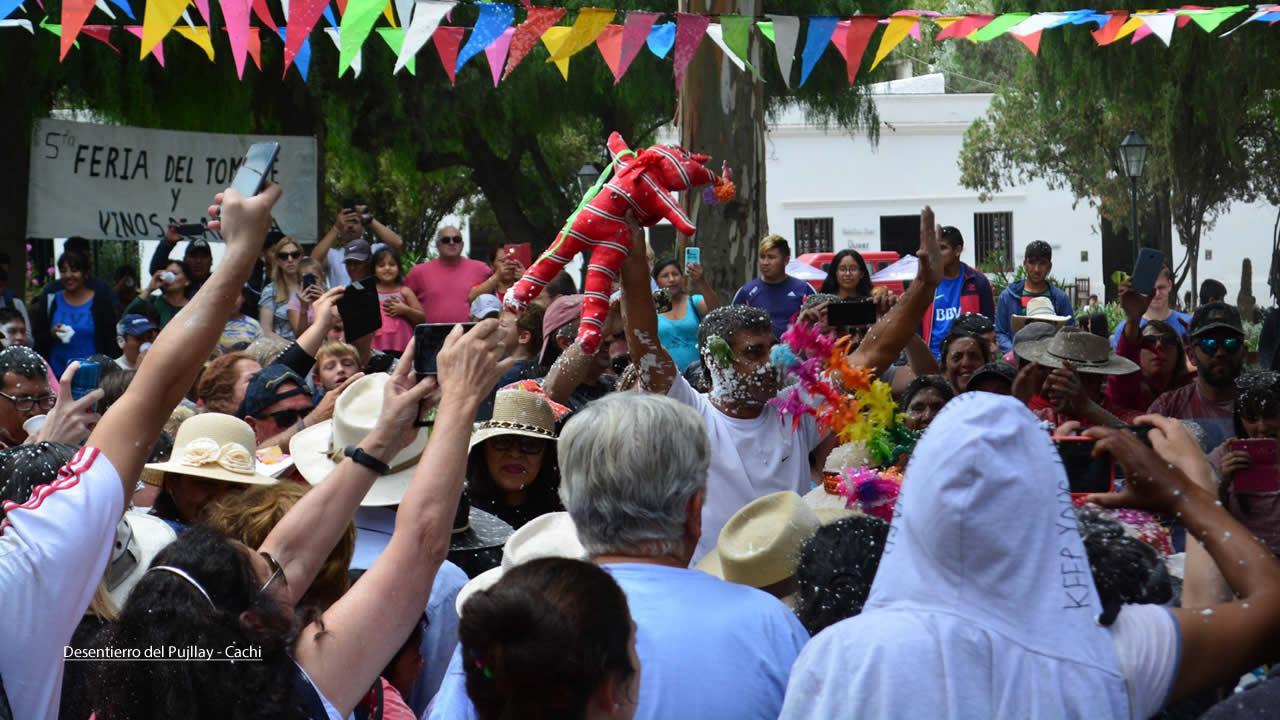 Salta: El carnaval salteño se destaco entre los mas elegidos para disfrutar