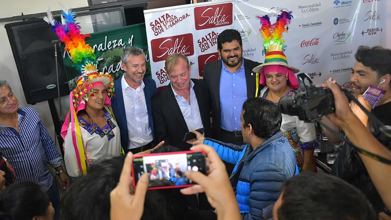 Salta: El Festival Nacional de la Chicha se puso en marcha
