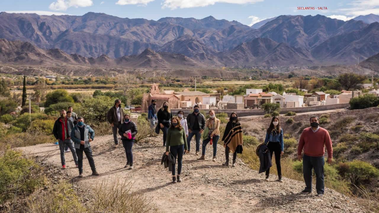 Salta: Lugares Mágicos, dos localidades realizarán obras de mejoramiento