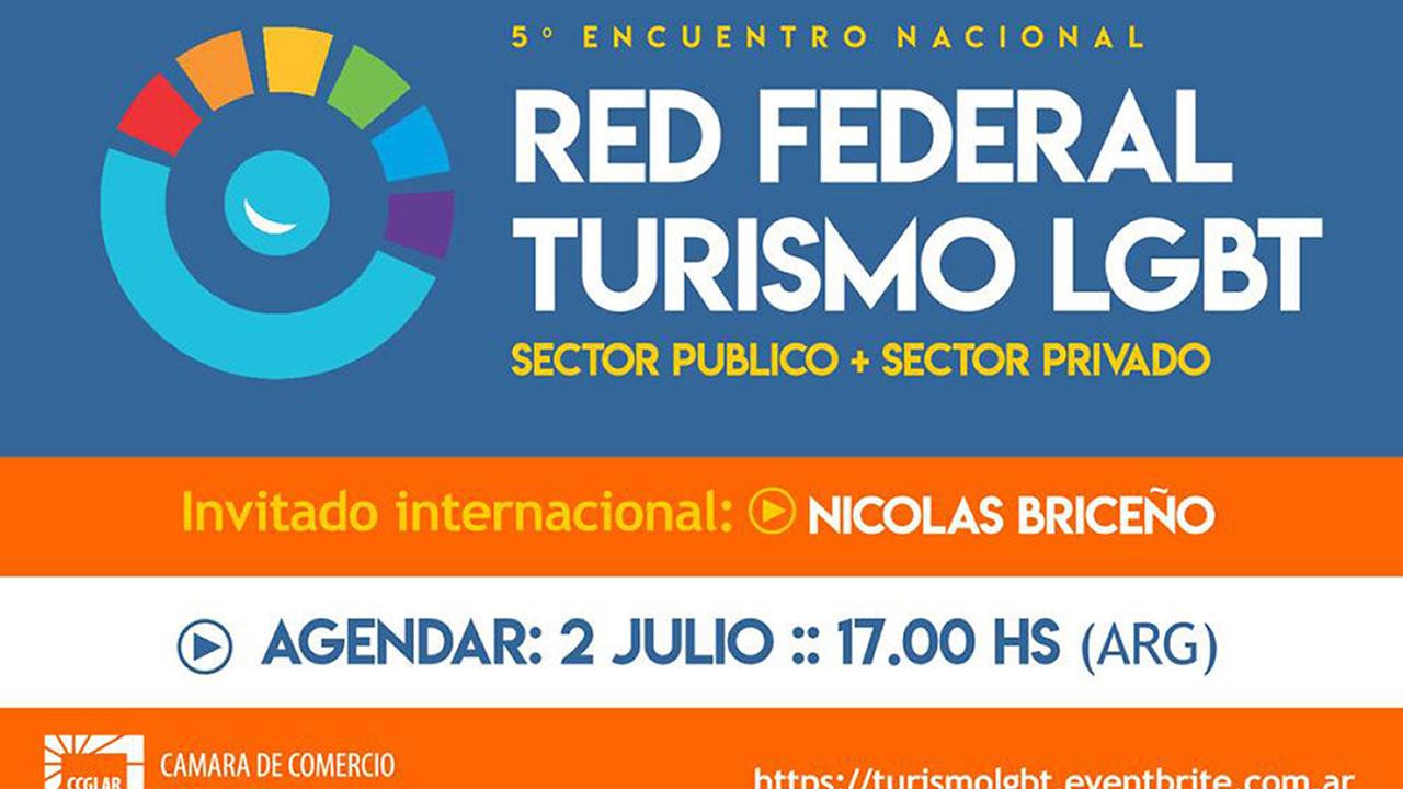 Argentina: Quinto Encuentro Federal de Turismo LGBT+, Salta estará presente