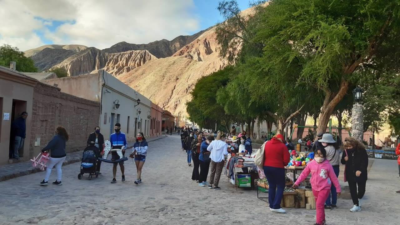 Jujuy: El turismo dejó más de 3 millones de dólares el fin de semana largo