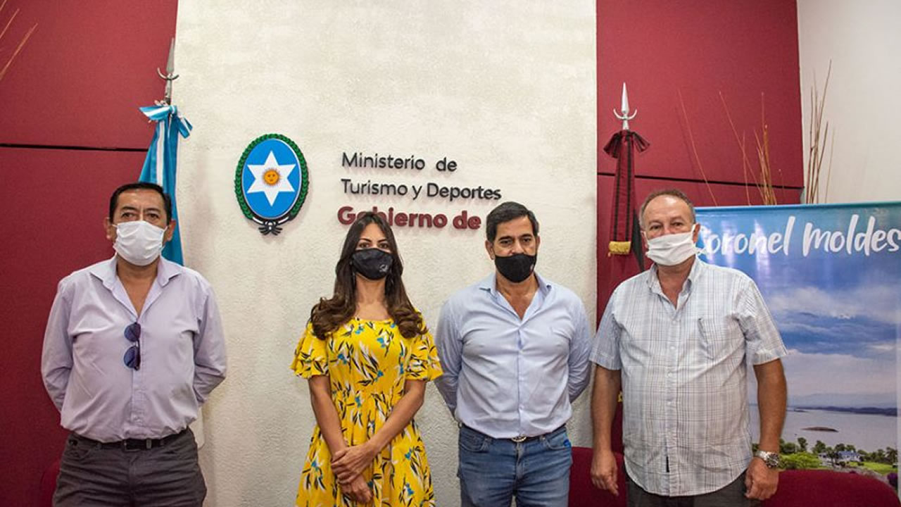 Salta: Presentaron un paquete turístico conjunto que potencia a Coronel Moldes y Guachipas