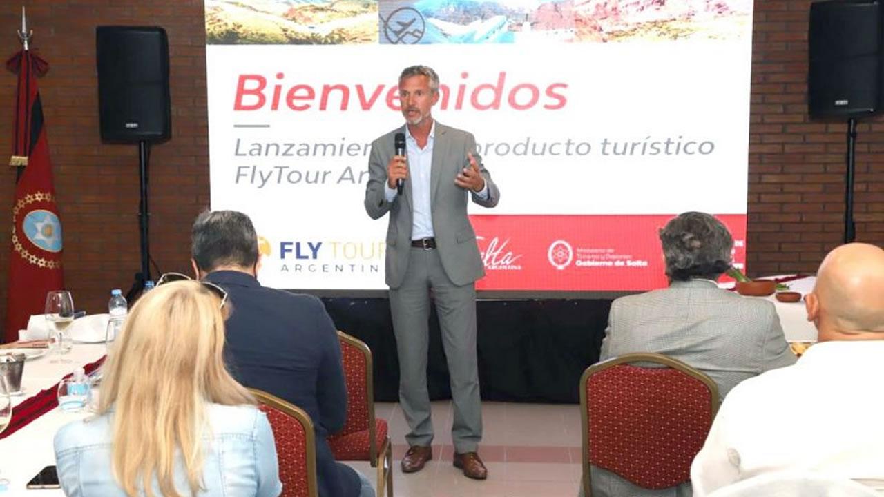 Salta: La Provincia presentó la experiencia Fly Tour en Buenos Aires