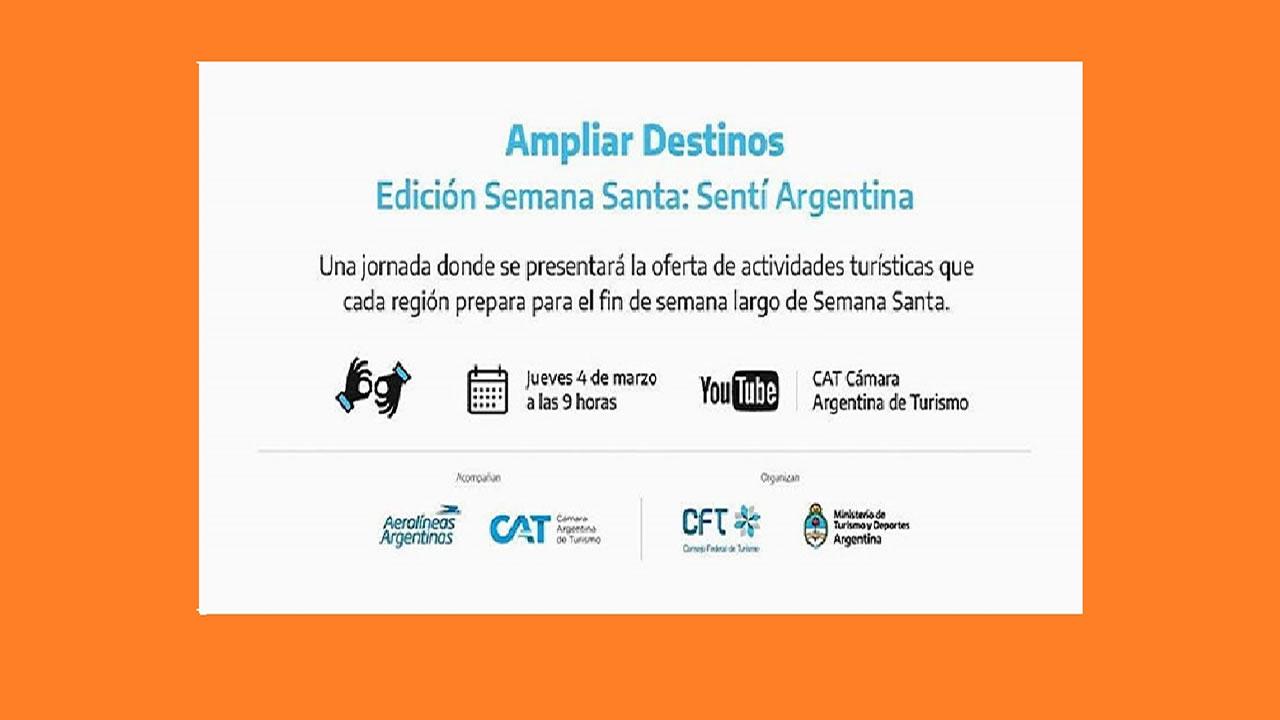 Jujuy: Edición Semana Santa de Ampliar Destinos