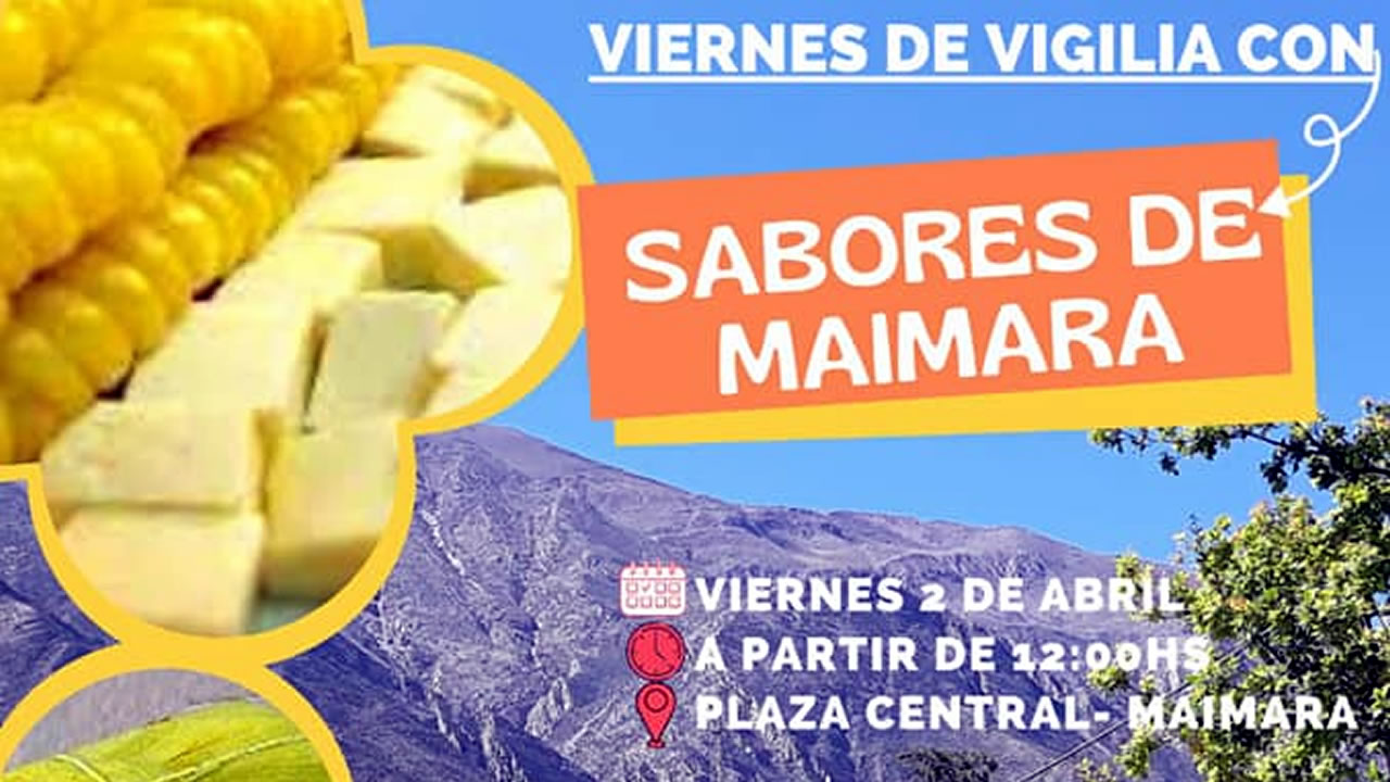 Jujuy: Maimara te recibe para vivir el tiempo de Pascuas