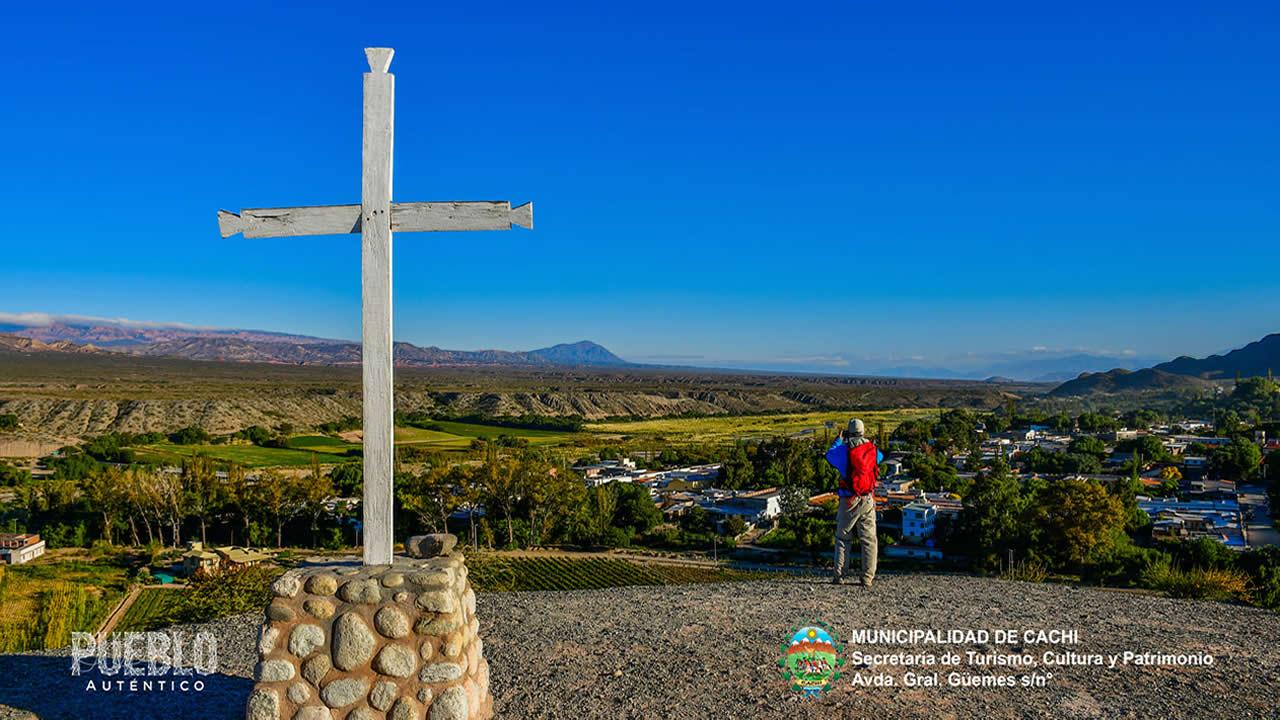 Salta: Cachi, pueblo autentico de Fe y Pasión, vive la Semana Santa