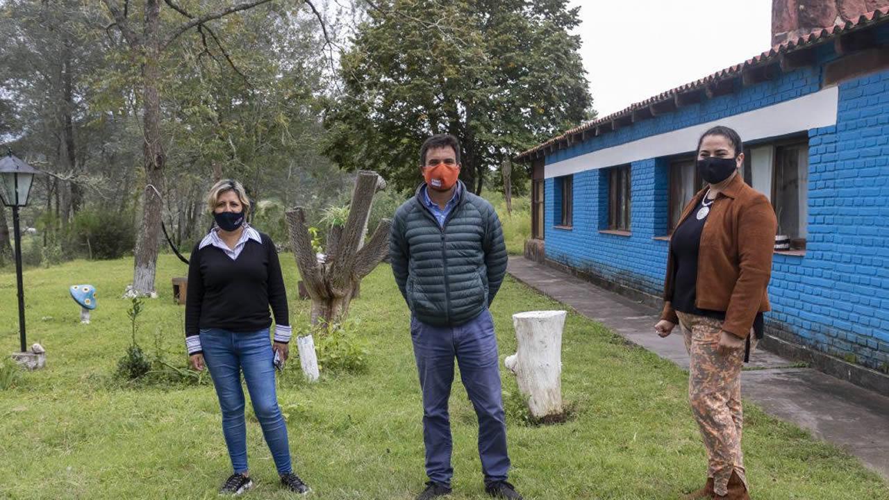 Jujuy: Fortalecen el destino turístico de El Fuerte