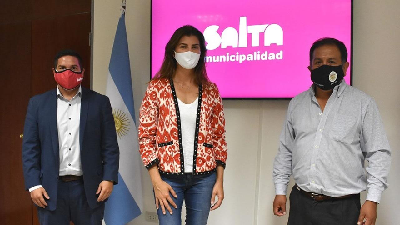 Salta: La ciudad y Cachi acordaron trabajar en conjunto para impulsar el turismo