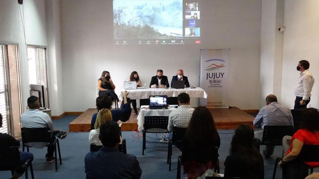 Jujuy: Reactivación del Turismo de Reuniones