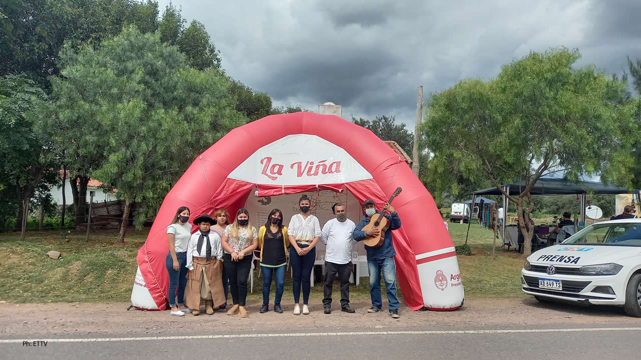 La Viña: El sector privado se integraria a la Camara de Turismo de Cabra Corral