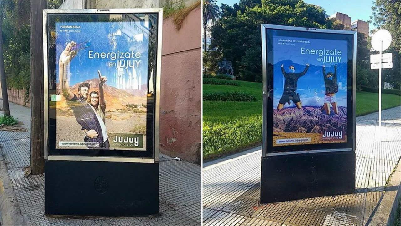 Jujuy: Campaña de promoción turística Energizate en Jujuy en CABA