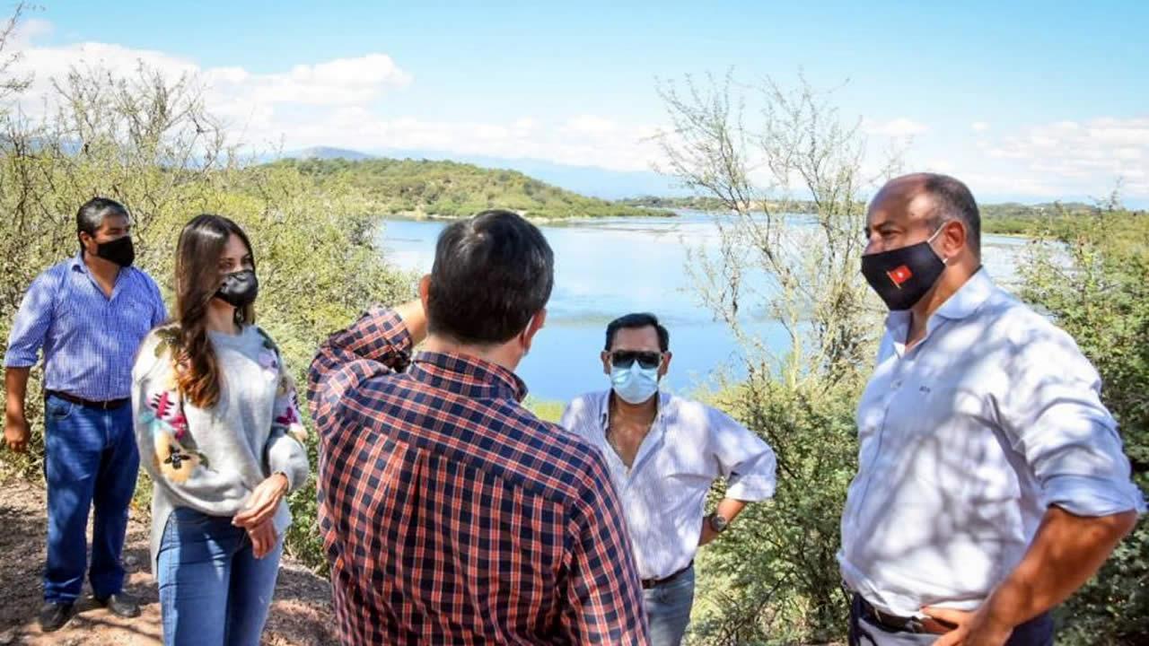 Salta: Planifican obras para turismo en Coronel Moldes y El Carril