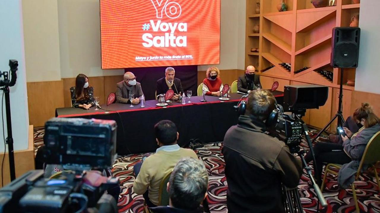Salta:  Descuento en hoteles durante mayo y junio