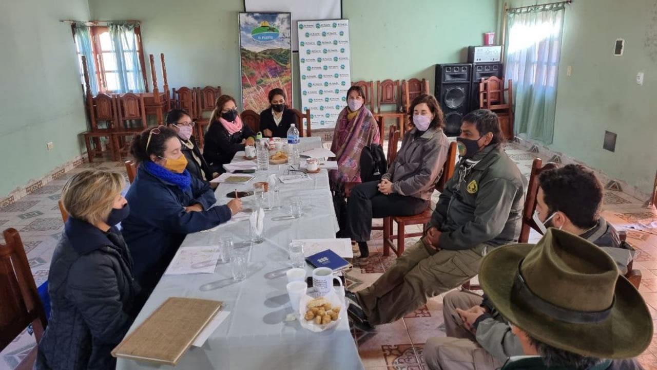 Avanza el acuerdo por un corredor turístico natural en las Yungas de Jujuy y Salta