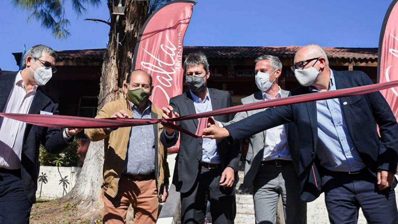 Salta: Vespucio se prepara para ser un destino turístico de referencia en Salta